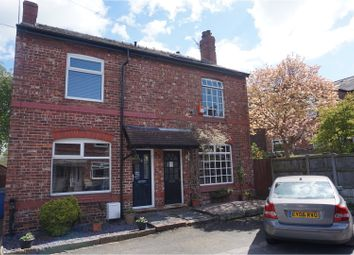 Thumbnail 2 bed semi-detached house for sale in Brien Avenue, Altrincham