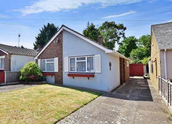 Thumbnail 2 bed detached bungalow for sale in Roberts Road, Rainham, Gillingham, Kent