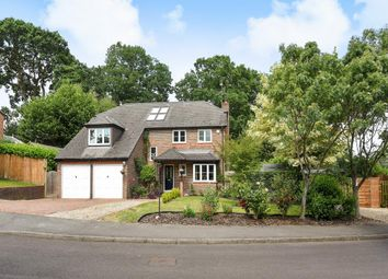 Thumbnail 6 bed detached house for sale in Chervil Way, Burghfield Common
