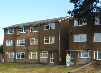 Thumbnail 2 bed flat for sale in Ashley Court, Burton-On-Trent