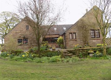 Thumbnail 4 bed detached house for sale in Park Lane, Ipstones, Stoke-On-Trent