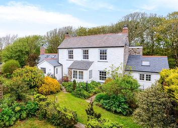 Thumbnail 5 bed detached house for sale in Little Pednavounder, Coverack, Helston