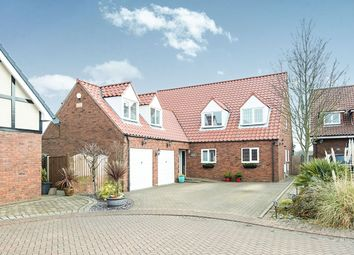 Thumbnail 5 bed detached house for sale in Rowernfields, Dinnington, Sheffield