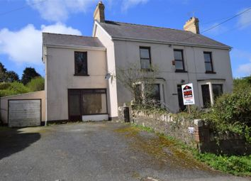 Thumbnail 5 bed detached house for sale in Ardwyn, Wolfscastle, Haverfordwest, Pembrokeshire