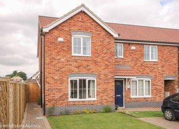 Thumbnail 2 bed semi-detached house to rent in Garsdale Close, Scunthorpe