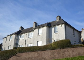 Thumbnail 3 bed flat for sale in Hawthorn Street, Clydebank
