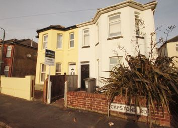 Thumbnail 4 bed semi-detached house to rent in Capstone Road, Bournemouth