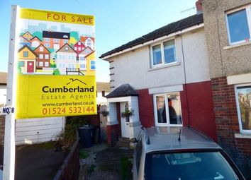 Thumbnail 2 bedroom semi-detached house for sale in Ravens Close, Lancaster