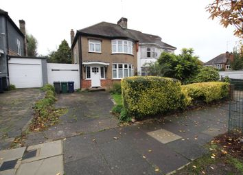 Thumbnail 3 bed semi-detached house for sale in Buxted Road, London, Greater London