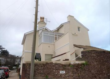 Thumbnail 2 bed maisonette to rent in Southfield Road, Paignton, Devon