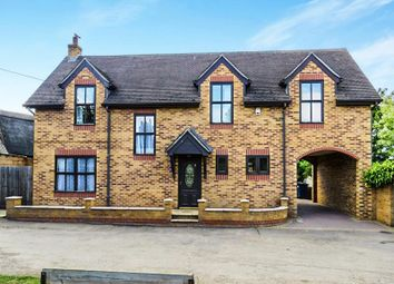 Thumbnail 5 bed detached house to rent in The Fen, Fenstanton, Huntingdon