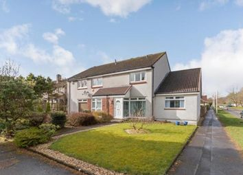 Thumbnail 2 bedroom semi-detached house for sale in Queens Drive, Bishopton, Renfrewshire