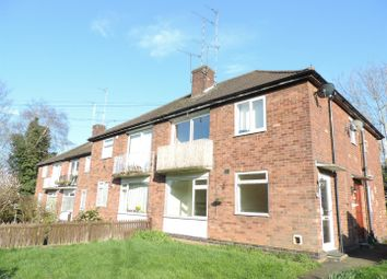 Thumbnail 2 bed flat to rent in Sebastian Close, Stonehouse Estate, Coventry