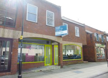 Thumbnail Retail premises to let in Retail / Office Units, Waterside South, Lincoln