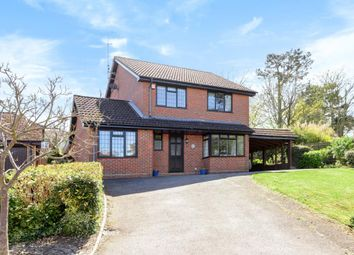 Thumbnail 5 bedroom detached house for sale in Gravett Close, Henley-On-Thames