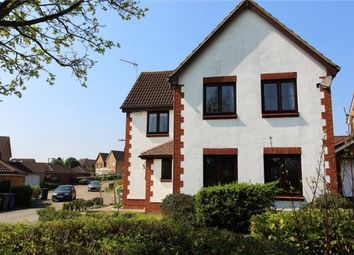 Thumbnail 4 bed detached house for sale in Lavender Field, Haverhill, Suffolk