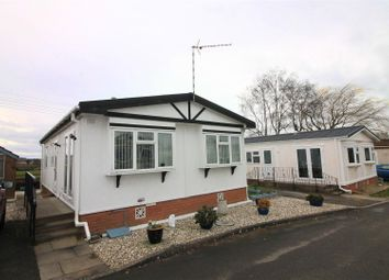 Thumbnail 2 bed mobile/park home for sale in Oxford Road, Ryton On Dunsmore, Coventry