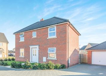 Thumbnail 4 bed detached house for sale in Brundall, Norwich, Norfolk