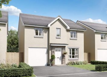 "Thumbnail 4 bed detached house for sale in ""Fenton"" at Oldmeldrum Road, Inverurie"