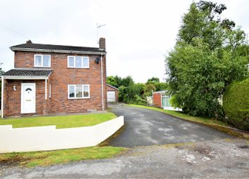 Thumbnail 3 bed detached house for sale in Heol Offa, Wrexham