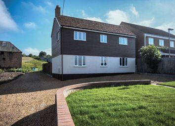 Thumbnail 4 bed detached house for sale in Hillrow, Haddenham, Ely