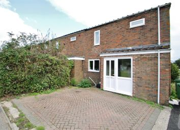 Thumbnail 3 bedroom end terrace house for sale in Montserrat Road, Basingstoke