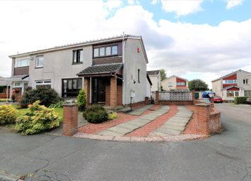 Thumbnail 3 bed semi-detached house for sale in Crosshill Drive, Bo'ness
