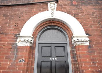 Thumbnail 2 bed flat for sale in Flat 2, Meanwood Road, Leeds, West Yorkshire