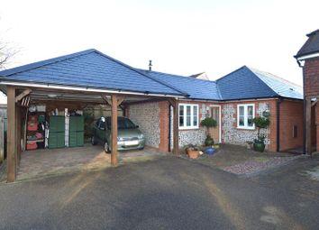 Thumbnail 3 bedroom detached bungalow for sale in Amberley Court, Stubbington, Fareham.