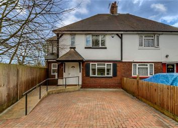 Thumbnail 4 bed semi-detached house for sale in Old Church Lane, London