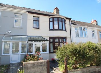 3 bed terraced house for sale in Glenwood Road, Mannamead, Plymouth PL3