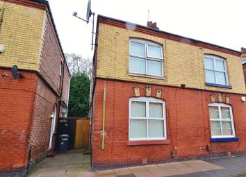 Thumbnail 3 bedroom semi-detached house for sale in Lewis Street, Eccles, Manchester