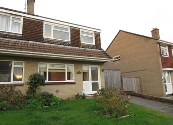 Thumbnail 3 bed semi-detached house to rent in Julian Road, Ivybridge