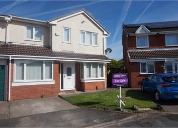Thumbnail 4 bed semi-detached house for sale in Gorse Avenue, Liverpool