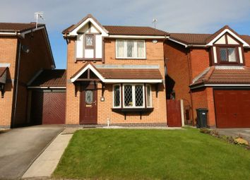 Thumbnail 3 bed detached house for sale in Dorket Grove, Westhoughton, Bolton