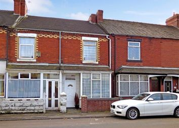 Thumbnail 2 bed terraced house to rent in Dimsdale Parade East, Newcastle-Under-Lyme