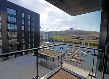 Thumbnail 1 bedroom flat for sale in Bayscape, Watkiss Way, Cardiff