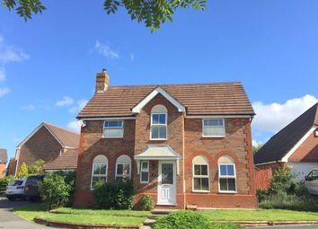 Thumbnail 4 bedroom detached house for sale in Tower Road, Peatmoor, Swindon, Wiltshire