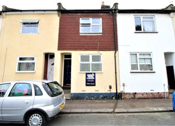 Thumbnail 3 bed terraced house for sale in Chamberlain Road, Chatham, Kent