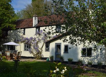Thumbnail 4 bed detached house for sale in Milverton, Taunton