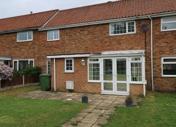 Thumbnail 3 bed terraced house for sale in Fieldside, Epworth, Doncaster