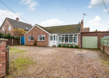 Thumbnail 4 bed detached bungalow for sale in Heath Farm Road, Red Lodge, Bury St. Edmunds