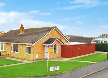 Thumbnail 2 bed semi-detached bungalow for sale in Larkfield Drive, Harrogate