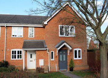 Thumbnail 2 bed end terrace house for sale in Oriel Close, Wolverton, Milton Keynes