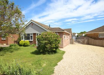 Thumbnail 3 bed detached bungalow for sale in Pinewood Road, Hordle, Lymington