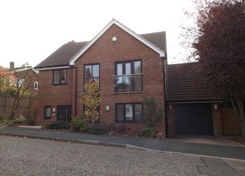 Thumbnail 4 bedroom detached house for sale in Ipswich, Suffolk