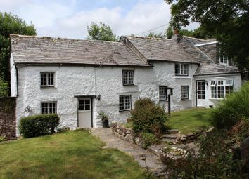 Thumbnail 4 bed cottage to rent in Lanhainsworth, St. Columb