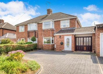 Thumbnail 3 bed semi-detached house for sale in Montrose Avenue, Leamington Spa, Warwickshire, England