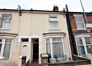 Thumbnail 4 bed terraced house to rent in Margate Road, Southsea