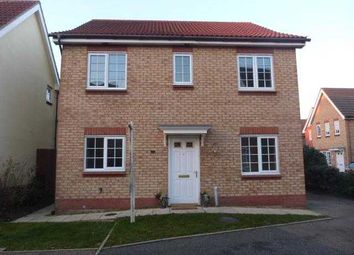 Thumbnail 4 bed detached house to rent in Turnbull Close, Kesgrave, Ipswich